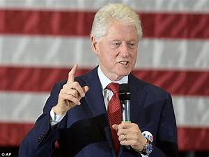 Bill Clinton 'almost' apologizes for blasting Black Lives ...