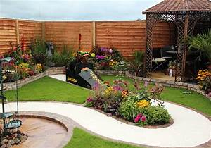 Show Gardens at Southport Flower Show 2012 - Playing With