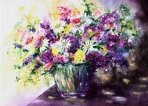 Bouquet De Fleurs : les fleurs dans l 39 art page 23 ~ Teatrodelosmanantiales.com Idées de Décoration