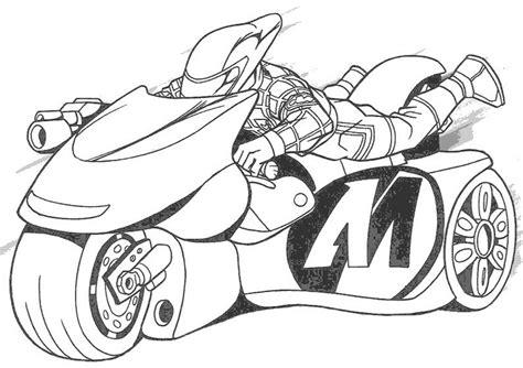 Kostenlose ausmalbilder in einer vielzahl von themenbereichen, zum ausdrucken und anmalen. Motorrad ausmalbilder 03   Ausmalbilder