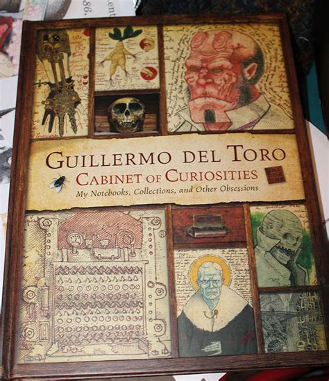 Guillermo Toro Cabinet Of Curiosities by Wednesday Wow Guillermo Toro S Cabinet Of Curiosities
