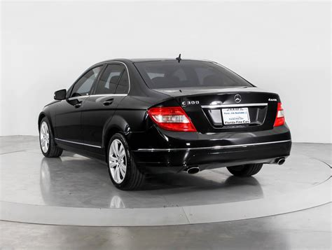 Request a dealer quote or view used cars at msn autos. Used 2011 MERCEDES-BENZ C CLASS C300 4MATIC Sedan for sale in MIAMI, FL | 92462 | Florida Fine Cars