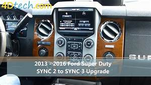 Ford Sync 3 Upgrade