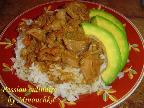 la cuisine antillaise fricassé de lambi plat créole culinaire by