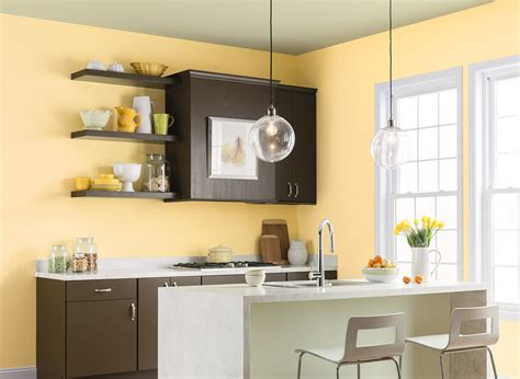 frosted lemon kitchen kitchen colours rooms  colour