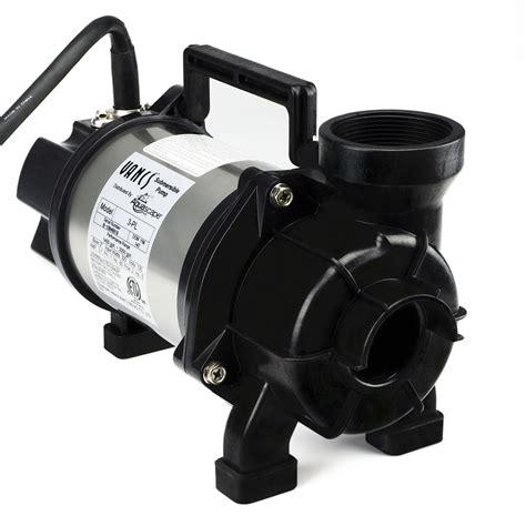 Aquascape Solids Handling Pond Pump  3000  10000 Gph