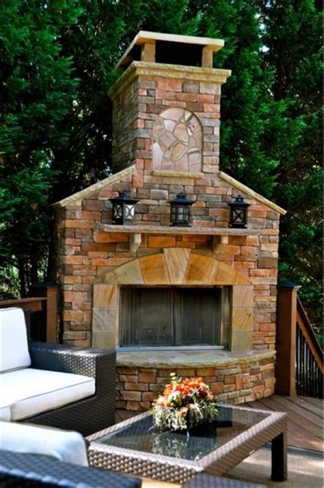 modern fireplace mantel decor 6 beautiful outdoor fireplaces home with design