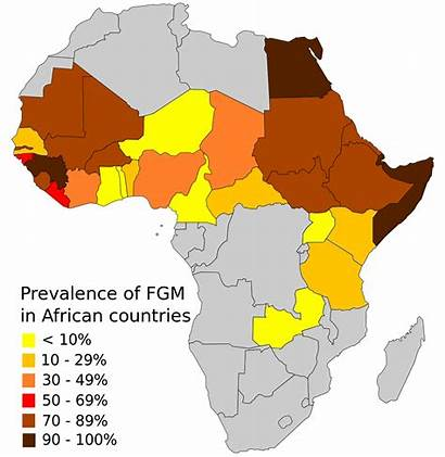 Fgm Africa Mutilation Female Genital Country Wikipedia