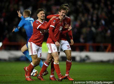 Nottingham Forest fans react to Kieran Dowell performance ...