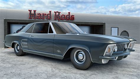 1962 Buick Riviera by SamCurry on DeviantArt