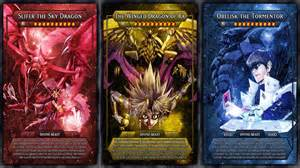 ygopro egyptian gods slifer obelisk the winged