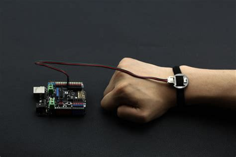 Gravity: Heart Rate Monitor Sensor For Arduino – Circuit-Help