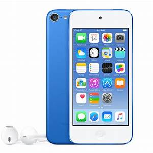 Refurbished iPod touch 32GB Blue (6th generation) - Apple (UK)