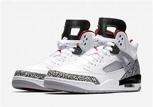 Jordan Spiz'ike White Cement OG Release Date 315371-122 ...