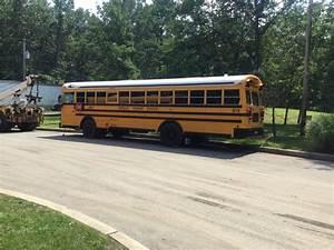 2005 Blue Bird Bluebird School Bus