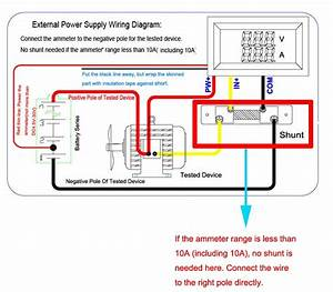 Digital Gauge Wiring Diagram