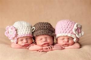 little moments by sarah: Cute x 3 | Newborn Triplet ...