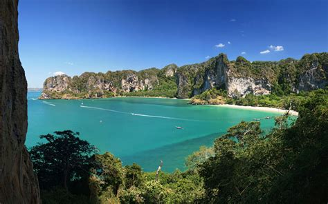Railay Beach Krabi Thailand Super Cool Beaches