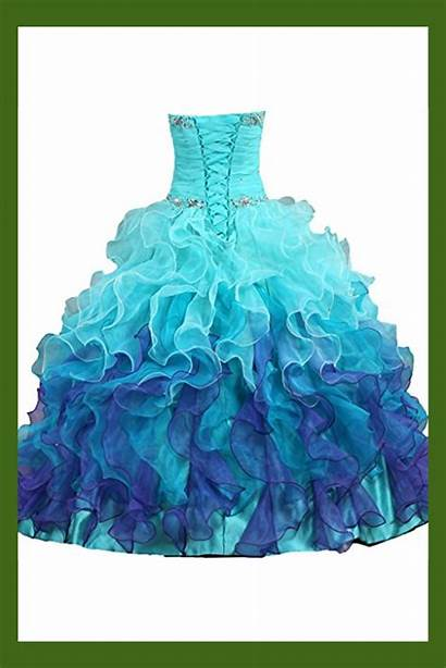 Rainbow Prom Dresses Quinceanera Gowns Ants Bestdressusa