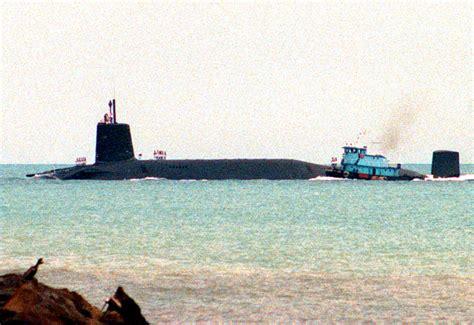hms vanguard  ballistic missile submarine image pic