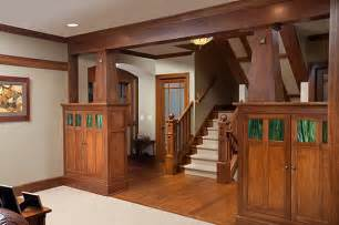 decor ideas for craftsman style homes - Craftsman Homes Interiors
