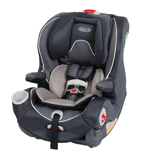 Graco Smart Seat Allinone Car Seat Rosin