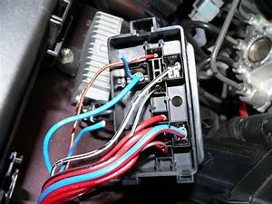 Help Connecting Illuminated Drl Switch