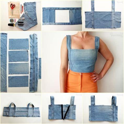 awesome diy ideas  renew   jeans trendy fashion