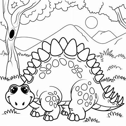 Dinosaur Coloring Pages Ipad App Pdf Iphone