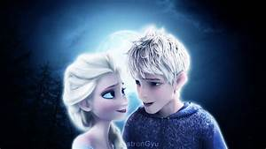 Jack Frost and Elsa - Elsa & Jack Frost Photo (37257324 ...