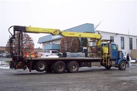 fassi f300se 24 drywall wallboard truck for sale
