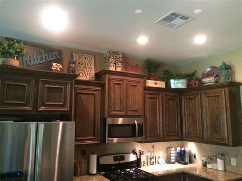 kitchen cabinets decor awesome pinterest