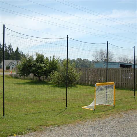 custom soccer barrier netting