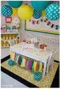 Tropical Luau Themed Classrooms  ClutterFree Classroom
