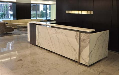 Front Desk Receptionist Nyc by Arnold Reception Desks Inc Custom Anglo Bank