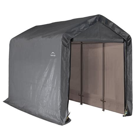 Shelterlogic Shed In A Box 8x8x8 by Shelterlogic Sheds Fabric Storage Shed Kits