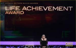 Debbie Reynolds Receives SAG's Lifetime Achievement Award ...