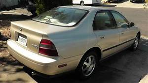 Honest Seller Nice 1994 Honda Accord Lx 4 Door 5 Speed