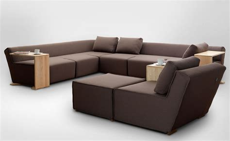 cool modern couches cool multiform sofa by marcin wielgosz my desired home