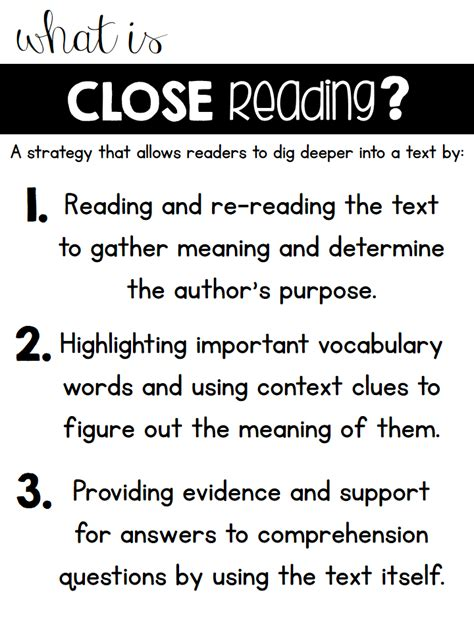 Susan Jones Teaching Close Reading In 1st Grade & A Freebie