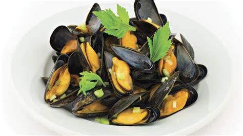 recette cuisine rapide moules au vin blanc recettes iga fruits de mer crème