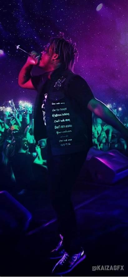 Wrld Juice Rap Wallpapers Iphone Rapper Cartoon