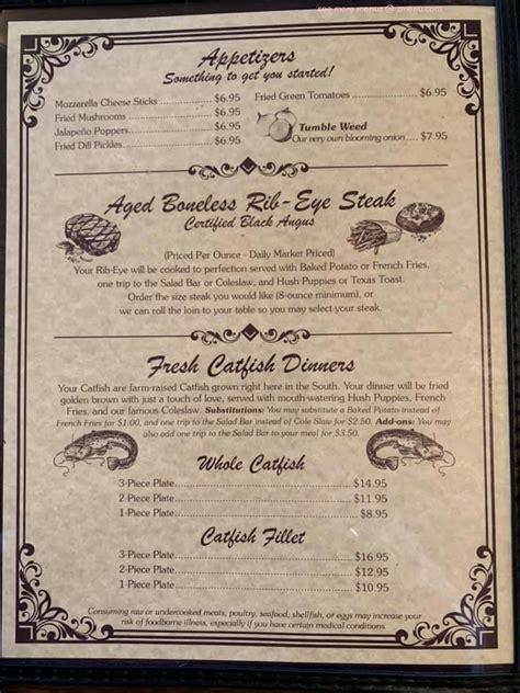 menu  kountry kitchen restaurant morehead city