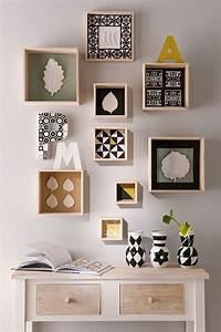 murs galerie decorez vos murs With mur de cadres decoration