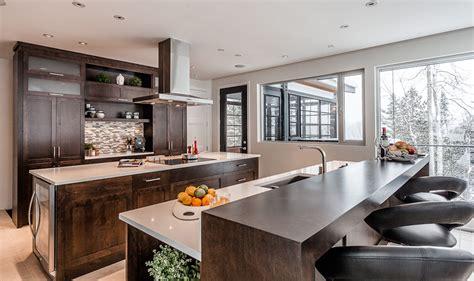 quincaillerie armoire de cuisine projet cuisine deux îlots comme au resto armodec