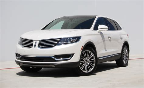 lincoln 2017 crossover 2017 lincoln mkx 2 7t fwd review auto car update
