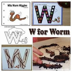 Garden Critters Preschool Weekly Plan
