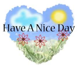 Have a Nice Day Messages