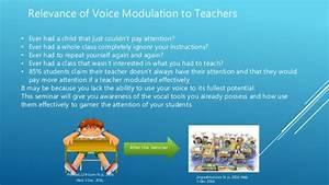 Voice Modulation Skills For Teachers