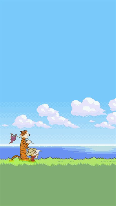 Calvin and hobbes stars wallpaper android download. Calvin and Hobbes iPhone Wallpaper for Desktop ...